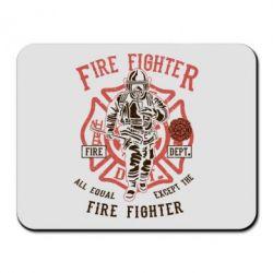 Килимок для миші Fire Fighter