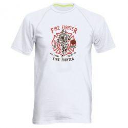 Чоловіча спортивна футболка Fire Fighter