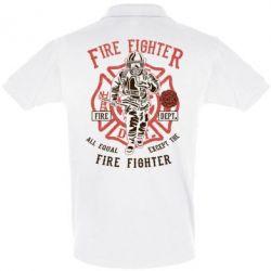Футболка Поло Fire Fighter