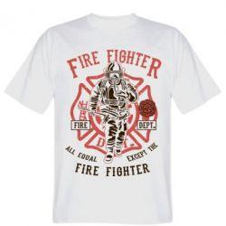 Чоловіча футболка Fire Fighter