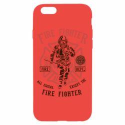 Чохол для iPhone 6/6S Fire Fighter