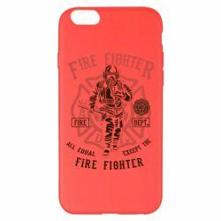 Чохол для iPhone 6 Plus/6S Plus Fire Fighter