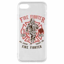 Чохол для iPhone 7 Fire Fighter