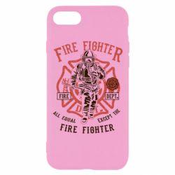 Чохол для iPhone 8 Fire Fighter