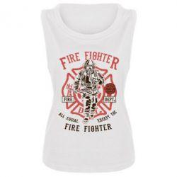 Майка жіноча Fire Fighter