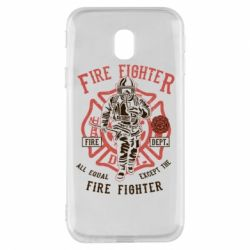 Чохол для Samsung J3 2017 Fire Fighter