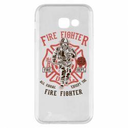 Чохол для Samsung A5 2017 Fire Fighter