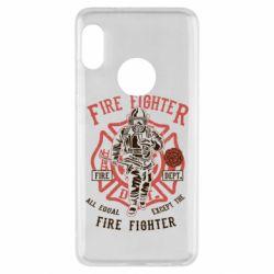 Чохол для Xiaomi Redmi Note 5 Fire Fighter