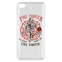 Чохол для Xiaomi Mi 5s Fire Fighter