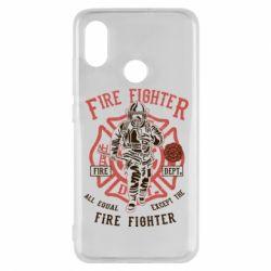 Чохол для Xiaomi Mi8 Fire Fighter