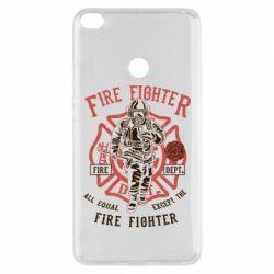 Чохол для Xiaomi Mi Max 2 Fire Fighter