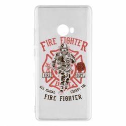 Чохол для Xiaomi Mi Note 2 Fire Fighter
