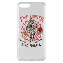 Чохол для Xiaomi Mi Note 3 Fire Fighter