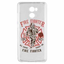 Чохол для Xiaomi Redmi 4 Fire Fighter