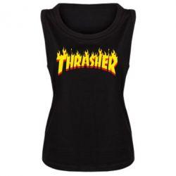 Женская майка Fire Thrasher - FatLine