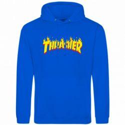 Мужская толстовка Fire Thrasher - FatLine