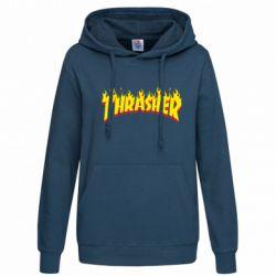 Женская толстовка Fire Thrasher