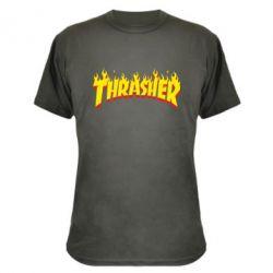 Камуфляжная футболка Fire Thrasher - FatLine