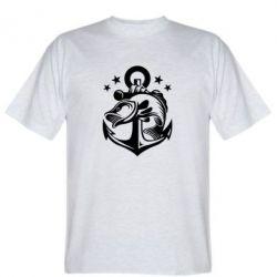 Футболка Fish and Anchor