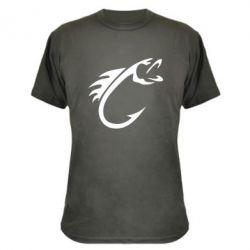 Камуфляжна футболка Fish Hook