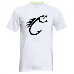 Чоловіча спортивна футболка Fish Hook