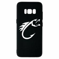 Чохол для Samsung S8 Fish Hook