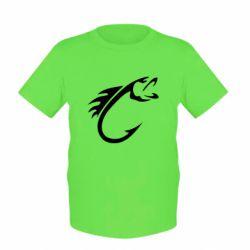 Дитяча футболка Fish Hook
