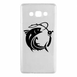 Чохол для Samsung A7 2015 Fish on the hook