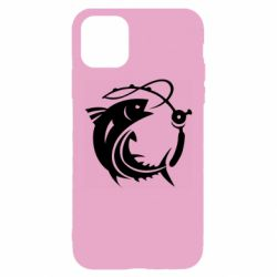Чохол для iPhone 11 Fish on the hook