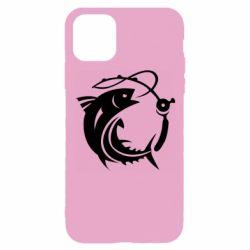Чохол для iPhone 11 Pro Fish on the hook