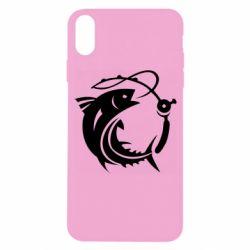 Чохол для iPhone X/Xs Fish on the hook