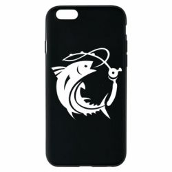 Чохол для iPhone 6/6S Fish on the hook