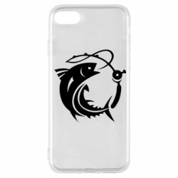 Чохол для iPhone 8 Fish on the hook