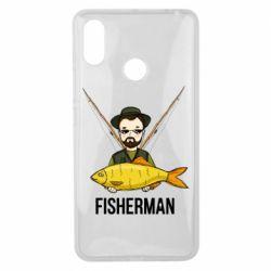 Чохол для Xiaomi Mi Max 3 Fisherman and fish