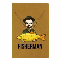 Майка жіноча Fisherman and fish