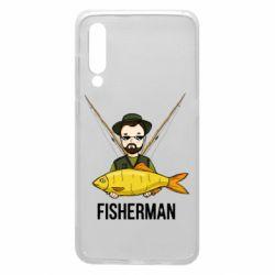 Чохол для Xiaomi Mi9 Fisherman and fish