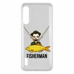 Чохол для Xiaomi Mi A3 Fisherman and fish