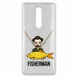Чохол для Xiaomi Mi9T Fisherman and fish