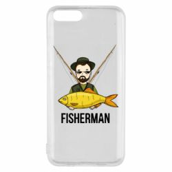 Чохол для Xiaomi Mi6 Fisherman and fish