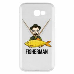 Чохол для Samsung A7 2017 Fisherman and fish