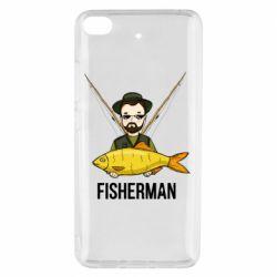 Чохол для Xiaomi Mi 5s Fisherman and fish