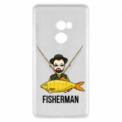 Чохол для Xiaomi Mi Mix 2 Fisherman and fish