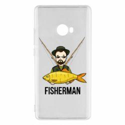 Чохол для Xiaomi Mi Note 2 Fisherman and fish