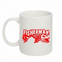 Кружка 320ml Fisherman