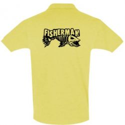 Футболка Поло Fisherman