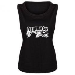 Майка жіноча Fisherman