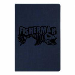 Блокнот А5 Fisherman