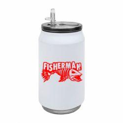 Термобанка 350ml Fisherman
