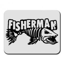 Килимок для миші Fisherman