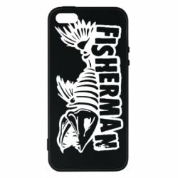 Чохол для iphone 5/5S/SE Fisherman